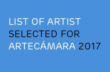 Artecámara 2017